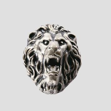 New classical European contracted style lion head cupboard door ...