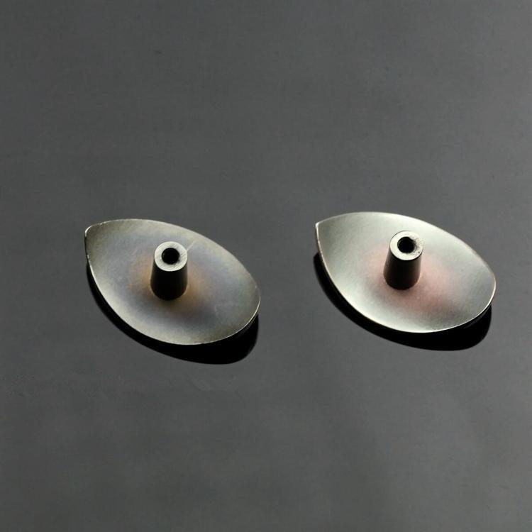 Bulk Kitchen Cabinet Hardware: 10pcs Bronze Leaf Knobs Kitchen Cabinet Dresser Pulls And