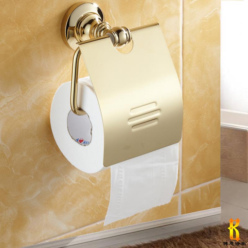 Vintage Towel Storage: Zirconium Copper Gold Antique Towel Rack Fashion Vintage
