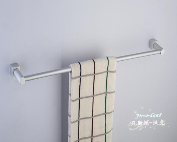 aluminum bathroom horizontal bar towel bar bathroom towel rack bathroom hardware. Towel Rack Bathroom  Aluminum Bathroom Double Deck Towel Holder