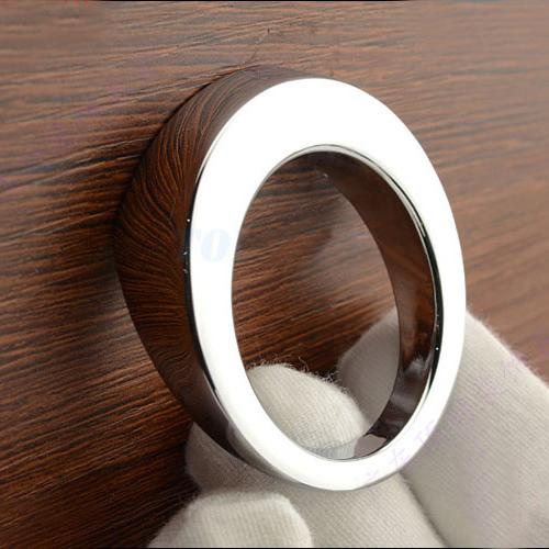 Single Kitchen Cabinet Drawer zinc alloy-single hole : decorative kitchen cabinet hardware
