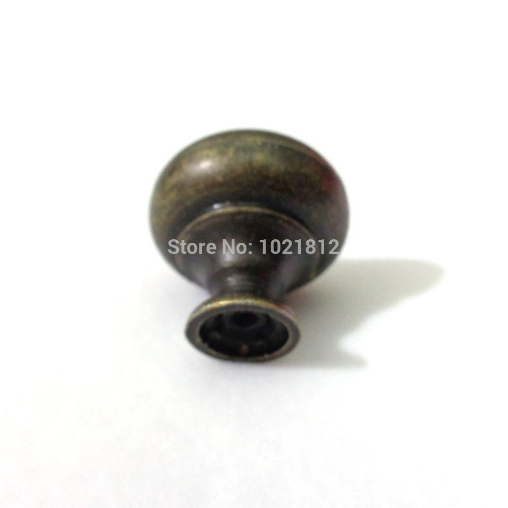 31mm bronze cabinet knobs handles pulls cupboard closet drawer handles