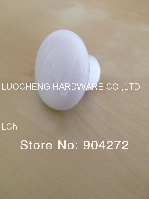 Cool Pcslot Mm Pearl White Ceramic Knob Ceramic Handles Cabinet Knob Door  Knobs Zinc With Ceramic Cabinet Handles