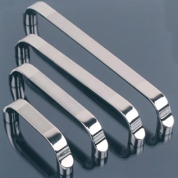 10pcs 64mm Solid Zinc Alloy Furniture Brushed Nickel
