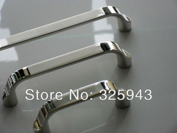 160mm Stainless Steel Handle Kitchen Cabinet Handles Door Furniture Drawer  Pulls Knobs Furniture Hardware