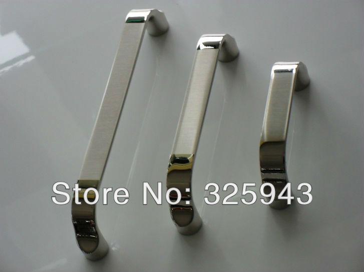 96mm Stainless Steel Kitchen Cabinet Knobs Handles Dresser Knob Furniture  Drawer Pulls Hardware