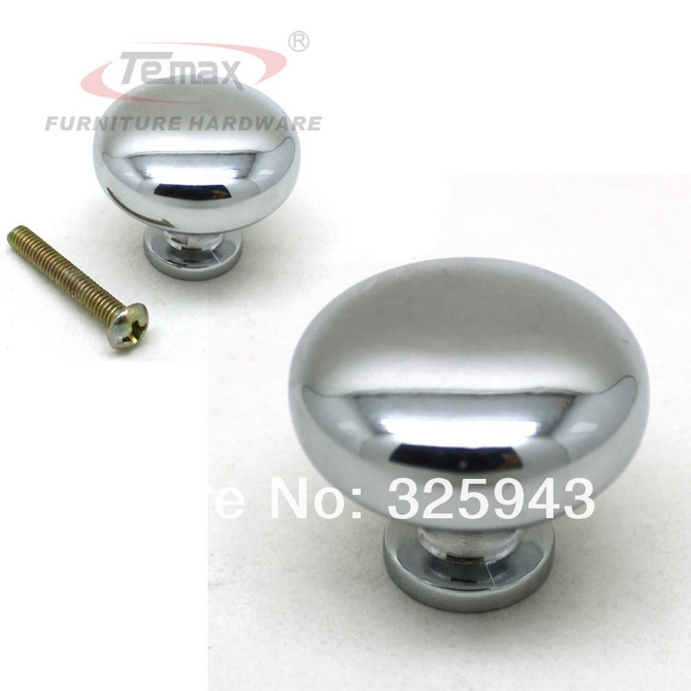 new solid 30mm zinc alloy mushroom chrome polished dresser kitchen new solid 30mm zinc alloy mushroom chrome polished dresser kitchen cabinet knobs pull