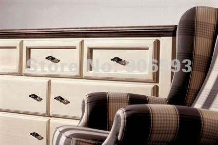 24pcs lot free shipping Classic steel birdcage cabinet knob ...