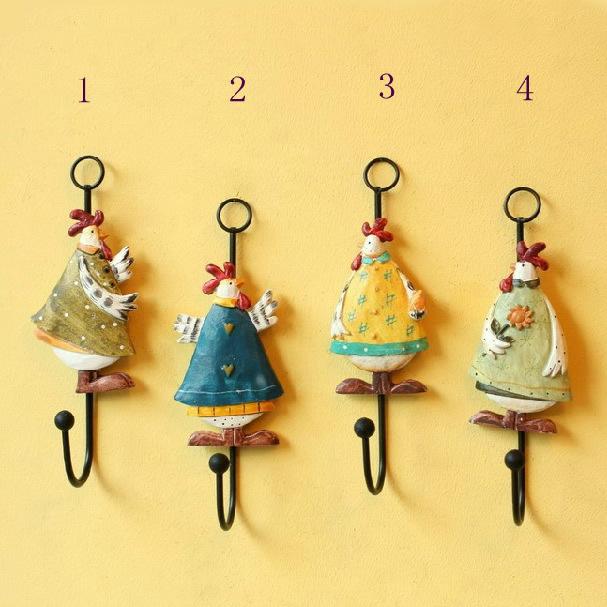 Hook Hangers Decorative Kitchen Cabinet Hardware