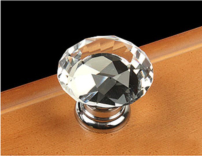 Modern K9 Crystal Led Bathroom Make Up Mirror Light Cool: 10Pcs Modern Fashion K9 Clear Crystal Glass Chrome Cabinet