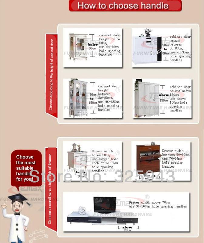 2pcs 128mm brushed nickel bedroom furniture hardware door for Bedroom furniture hardware